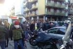 Incidente in centro a Palermo, un ferito è grave