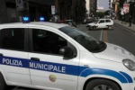 Incidente all'alba in via Marchese di Roccaforte, chiuso tratto di strada - Video