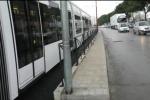 Donna investita dal tram in viale Regione Siciliana a Palermo: ferita, è grave