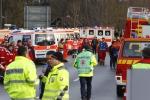 Tragedia in Baviera, scontro frontale tra due treni: morti e 150 feriti