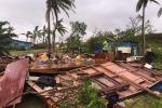Ciclone Winston colpisce le Fiji, 18 le vittime. In 6.000 senza casa