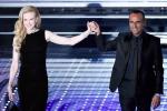 Nicole Kidman incanta l'Ariston ed Ezio Bosso commuove