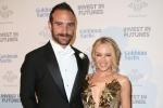 Kylie Minogue sposa il suo toyboy, l'annuncio ufficiale sul Daily Telegraph
