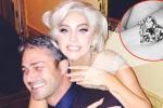 Da Lady Gaga a Beatrice Borromeo, tutti gli anelli (bellissimi) di fidanzamento delle star - Le foto