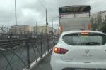 Forti piogge a Palermo, traffico e disagi in tutta la città - Video