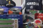 Messina, sequestrati oltre 3000 articoli pericolosi per la salute