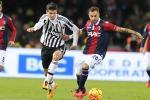 La Juve ha in testa l'Europa e frena a Bologna, le immagini della partita - Video