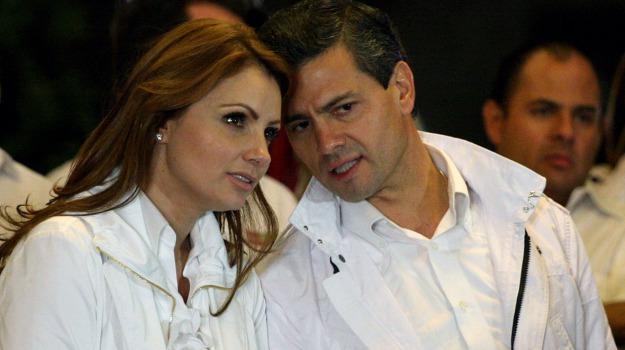inchiesta, matrimonio, nozze, Angelica Rivera, Enrique Pena Nieto, Sicilia, Mondo