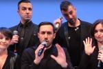 Le 65 canzoni vincitrici di Sanremo cantate in 5 minuti: l'esperimento degli Oblivion - Video