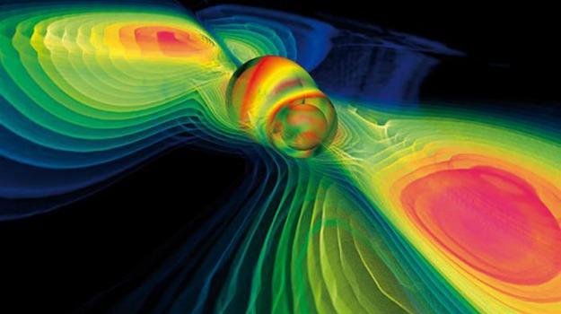 onde gravitazionali, Albert Einstein, Sicilia, Società