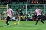 Facile vittoria per il Milan: passi indietro per il Palermo