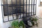 Fuoco alla finestra del Comune, paura a Petrosino - Le foto