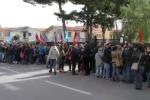 Palermo, nuova protesta dei lavoratori Almaviva - Video