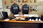 Ancora una rapina in una tabaccheria di via Maqueda, due arresti