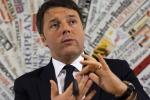 """Unioni civili, Renzi allo sprint: """"Meglio un pezzo di legge oggi che tutto mai"""""""