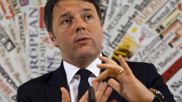 ddl Cirinnà, legge, unioni civili, Matteo Renzi, Sicilia, Politica