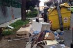 Rifiuti a Palermo, così cresce una discarica a pochi metri dal Giardino della Memoria