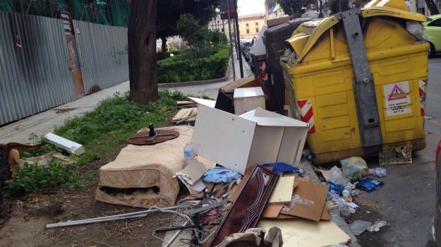 illuminazione, rifiuti, TRAFFICO, Palermo, Voci dalla città