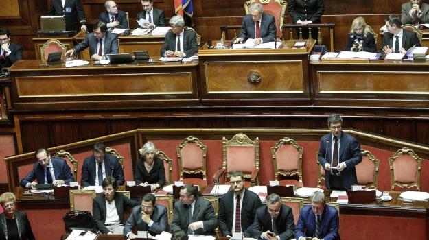 ddl Cirinnà, unioni civili, voto, Sicilia, Politica