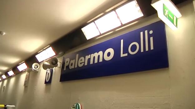 Palermo, passante ferroviario, stazione lolli, Palermo, Cronaca