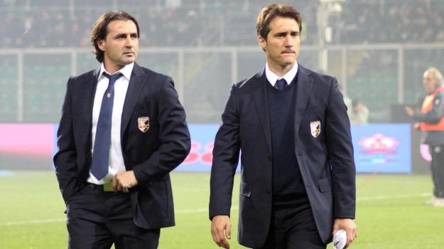 campionato, Sassuolo Palermo, SERIE A, Eusebio Di Francesco, Giovanni Tedesco, Palermo, Calcio