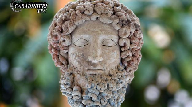 Morgantina, testa di ade, Enna, Cultura