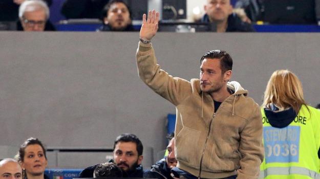 campionato, SERIE A, Francesco Totti, james Pallotta, Luciano Spalletti, Sicilia, Sport