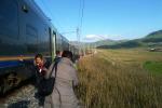 Treno fuori dai binari nel Palermitano: tanta paura ma nessun ferito