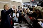 Trump trionfa per la terza volta alle primarie: vittoria anche in Nevada