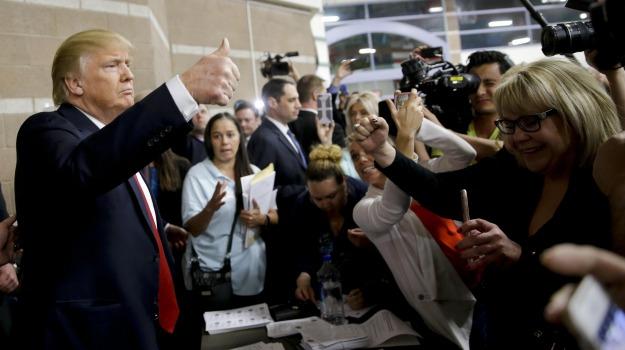 presidenziali 2016, primarie, USA, Sicilia, Mondo