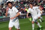 Vazquez rimedia alle amnesie difensive Col Sassuolo punto d'oro del Palermo