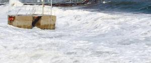 Forti venti, allerta in Sicilia: un ferito alla regata alla Eolie