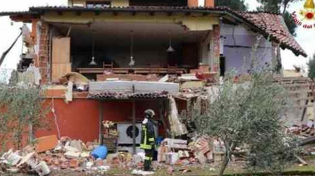 esplosione, festiva di sanremo, vilòla, Gabriel Garko, Sicilia, Cronaca