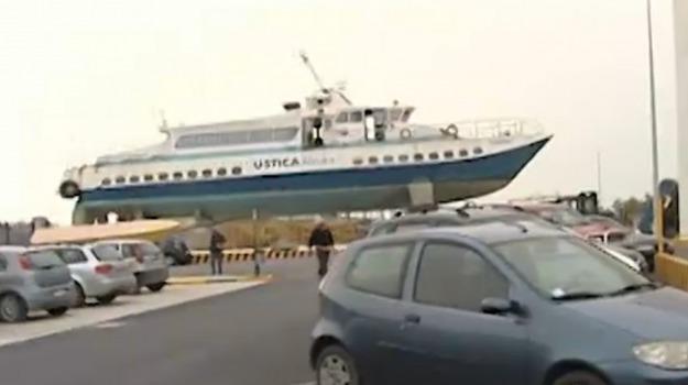 aliscafi, collegamenti marittimi, Isole Eolie, Messina, Cronaca