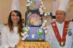 MandorlaFest ad Agrigento, Arianna Alderuccio trionfa al concorso di Cake Design