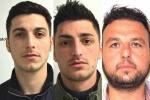 Stidda a Vittoria, nomi e foto degli arrestati