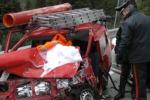 Scontro sulla Palermo-Sciacca, un morto: il luogo della tragedia - Video