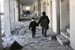 Guerra in Siria, il 47% delle vittime sono bambini sotto i 14 anni