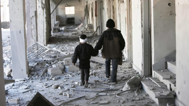 bambini vittime guerra, Save The Children, Sicilia, Mondo