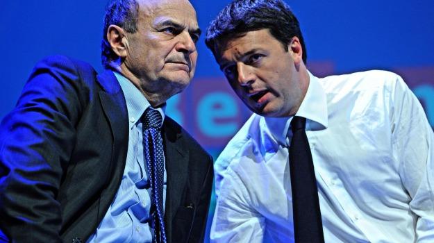 italicum, pd, referendum, Pier Luigi Bersani, Sicilia, Politica