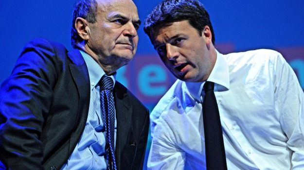 legge elettorale, pd, Massimo D'Alema, Matteo Renzi, Pierluigi Bersani, Sicilia, Politica
