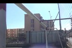 Ladri al campo del centro Padre Nostro: le immagini - Video