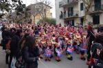 Impazza il Carnevale delle Madonie, sfilata a Castellana Sicula - Foto