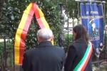 Borsa di studio, corona di fiori e non solo: a Palermo l'omaggio a Joe Petrosino