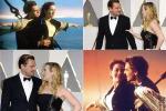 Dal Titanic agli Oscar: Leonardo DiCaprio e Kate Winslet di nuovo insieme 20 anni dopo - Foto