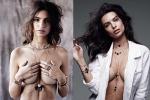 Sui social il nuovo topless di Emily Ratajkowski - Foto