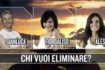 """""""L'Isola dei Famosi"""": fuori Enzo Salvi, tre nominati e nuovi naufraghi - Foto"""