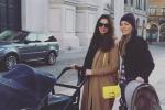 La siciliana Chillemi a passeggio con Rania: le foto