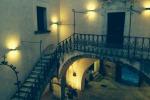 Gli interni di Palazzo Pannitteri a Sambuca