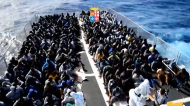 canale di sicilia, emergenza, Lampedusa, Sicilia, Cronaca